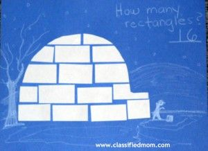 This would be a great lesson for preschoolers and kindergartners.