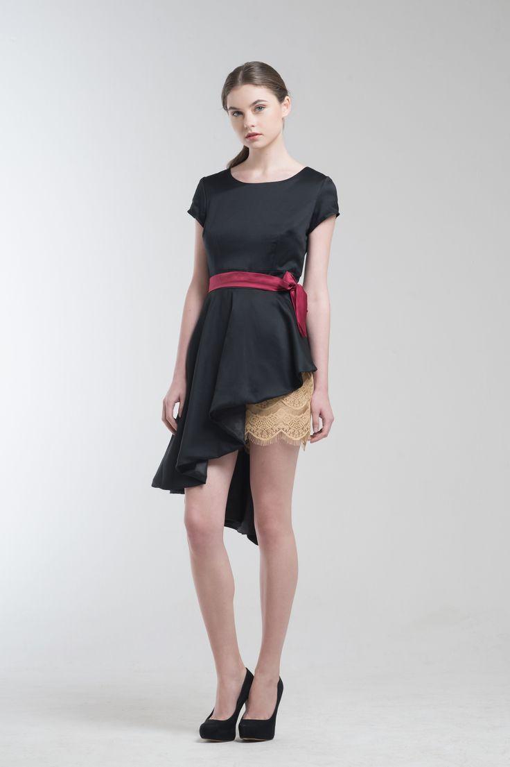 Klutz Dress from Jolie Clothing  #JolieClothing www.jolie-clothing.com  #Fashion #designer #jolie #Charity #foundation #World #vision #indonesia  #online #shop #stefanitan #fannytjandra #blogger