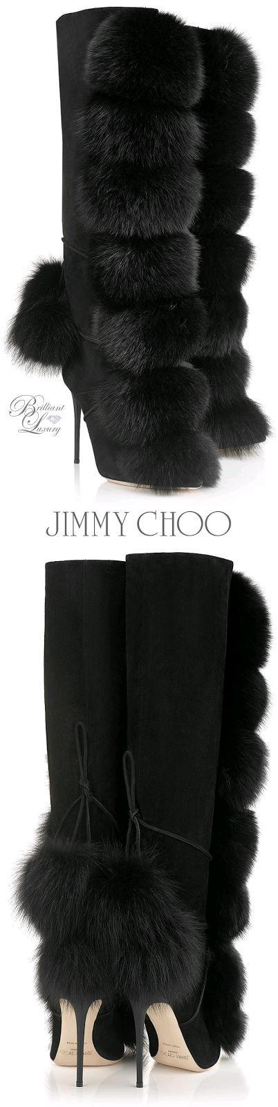 Brilliant Luxury * Jimmy Choo 'Deeta' FW 2015
