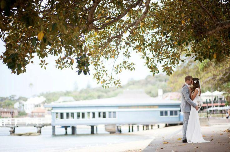 Dunbar House wedding venue in Watsons Bay