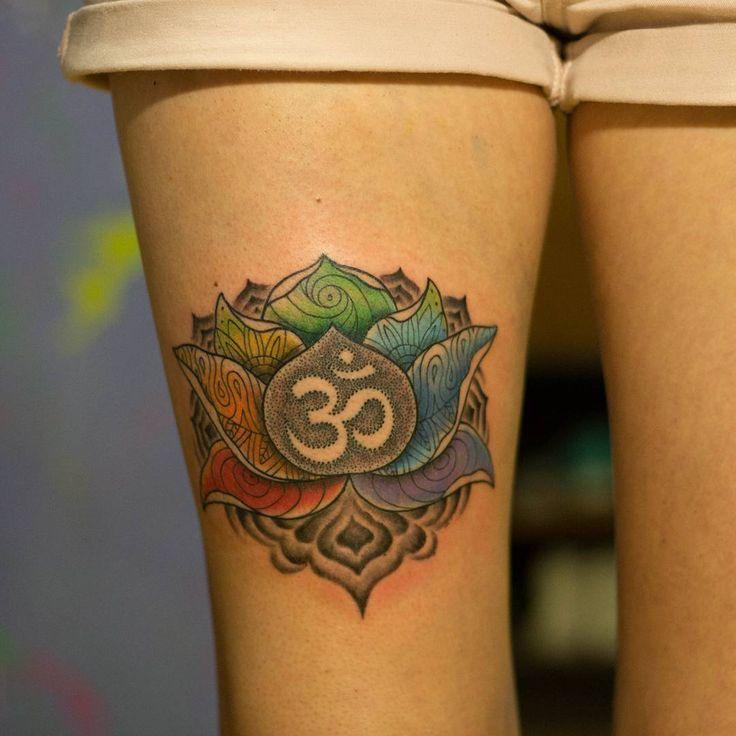 Best 25+ Hindu Tattoos Ideas On Pinterest