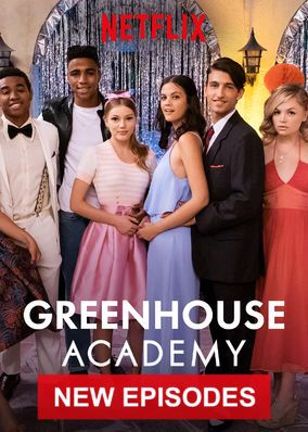 Greenhouse Academy Wallpaper Max
