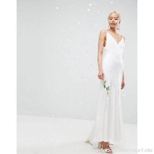 brautkleid hochzeitskleid asos bridal ausverkauft halterneck ivory 3