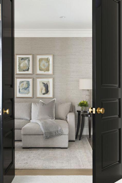 49 ideas grasscloth wallpaper living room decorating