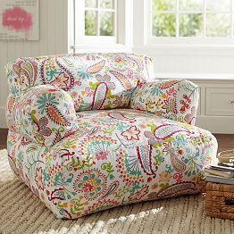 Fun Furniture!  Lounge Seating, Lounge Sofas & Teen Lounge Chairs | PBteen
