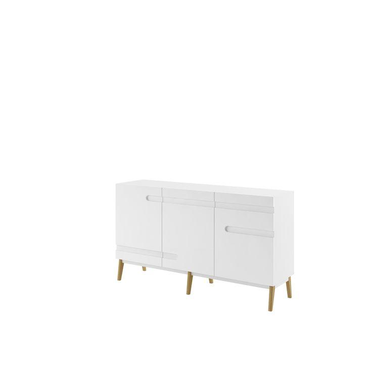 komoda MODENA/ chest of drawers MODENA #modena #furniture #meble #jadalnia #diningroom #interiordesign #design #wnetrza #dignet #dignetlenart #whiteinterior #whitefurniture #bialemeble #lenartdesign #chestofdrawers #commode  #novelty #newarrival #nowosc