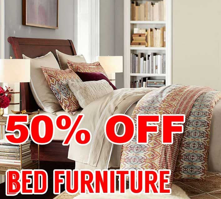 50 Percent OFF Discount Valencia-ii-Sleigh-Bed-Frame2