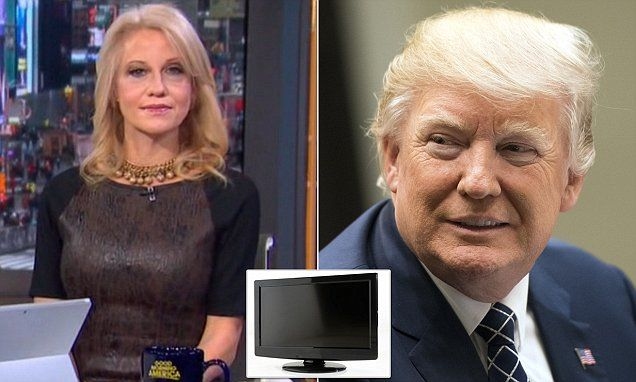 Conway has 'no evidence' for Trump Tower microwave spy claim