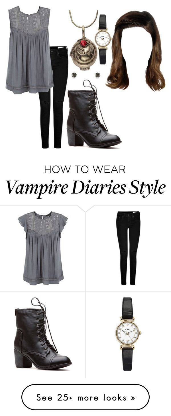 """""""The Vampire Diaries: Malia Gilbert [5x10]"""" by grandmasfood on Polyvore featuring Forever 21, rag & bone, New Look and Topshop"""
