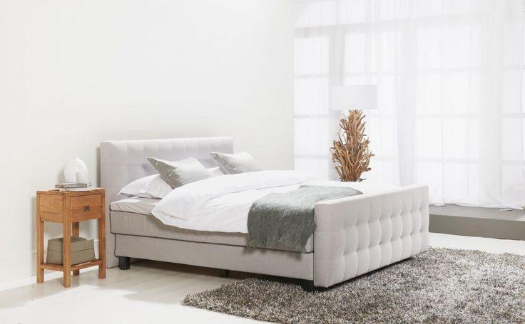 Slaapkamer Met Grijze Boxspring : ... Slaapkamers op Pinterest ...
