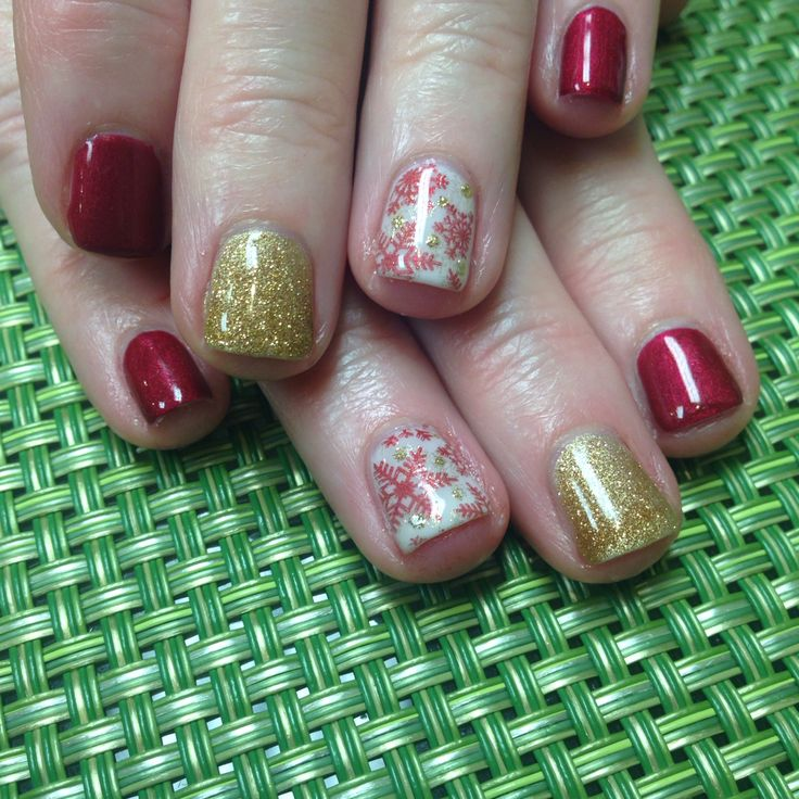 Mejores 86 imágenes de My nails! en Pinterest | Cnd shellac, Spring ...