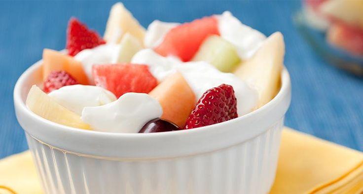 Salada de Frutas refrescante | Vigilantes do Peso