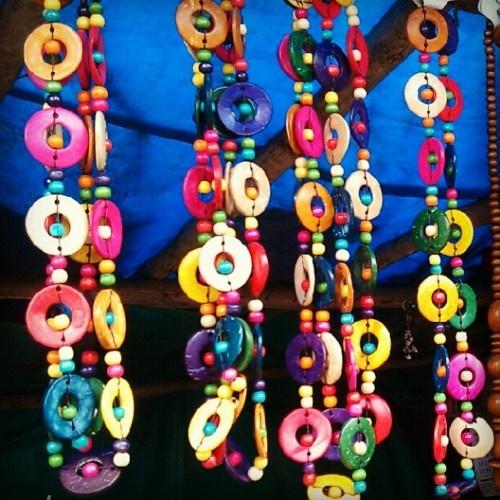 #Colors #Ornaments #Handicraft #Art #Nature #Roadside #Vendors #Webstagram #instasnap #instamood #Photography #Kerala #India #Travel #Vacation (Taken with instagram)