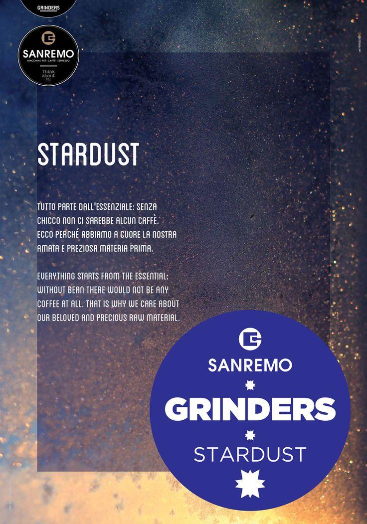 Sanremo Grinders catalogue cover