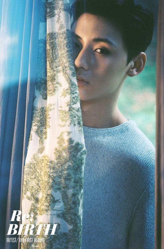 "Minhyuk   NU'EST【TEASER 2】 ""Re:BIRTH"""