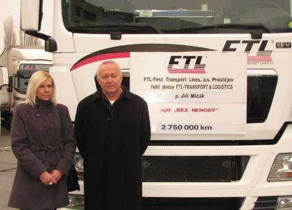 FTL - First Transport Lines, a.s. – Sbírky – Google+