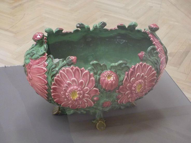 Zsolnay Museum (ceramics) - Pecs, Hungary
