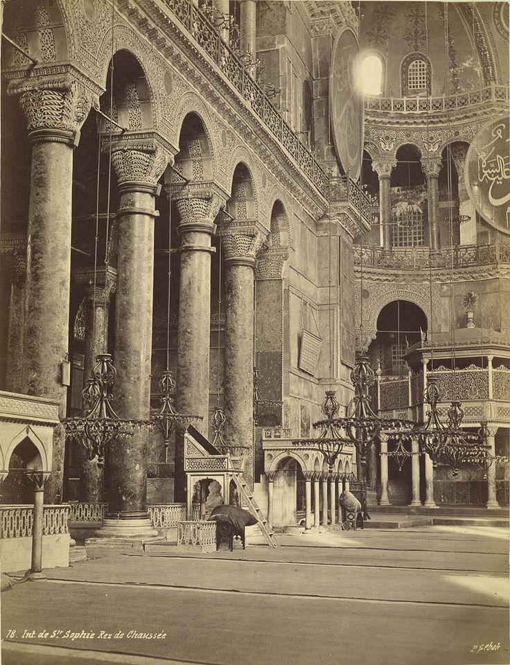 İstanbul-Interior, Saint Sophia