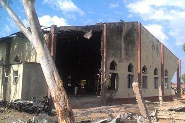 Portal de Notícias Proclamai o Evangelho Brasil: Relatório: pelo menos 5.000 católicos Morto por Bo...
