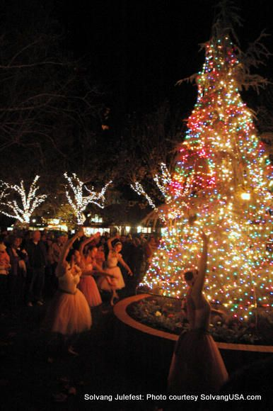 1000 images about christmas in solvang on pinterest for Where to go for a white christmas in usa