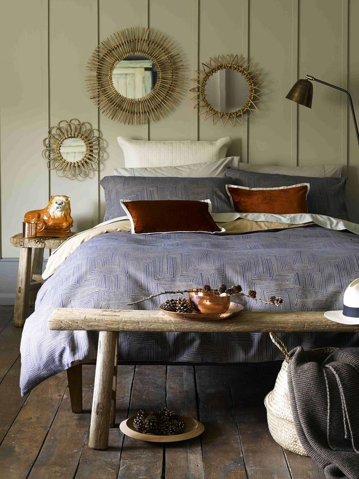 Good Pinterest Worthy Bedrooms: Ideas And Inspiration To Create Your Dream  Sanctuary. Combine Navy Design Inspirations