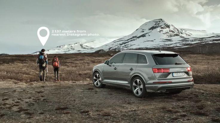 Audi – Catch the Unseen on Vimeo