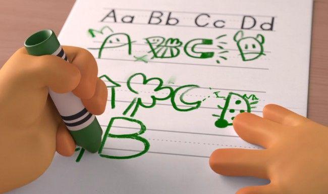 Una animació premiada defensa la creativitat en contra de la rigidesa