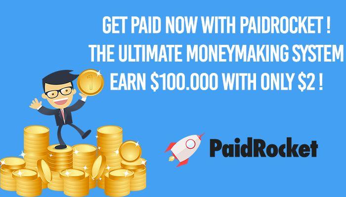El mejor sistema para ganar dinero. Gana más de $100.000 pagando sólo tus primeros $2