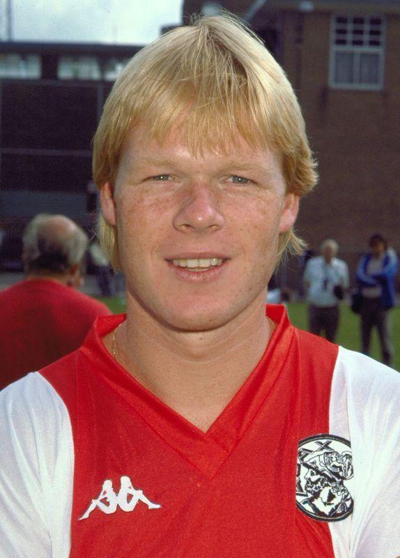 Ronald Koeman - Netherlands 1983 - 1986 (94 matches / 23 goals)