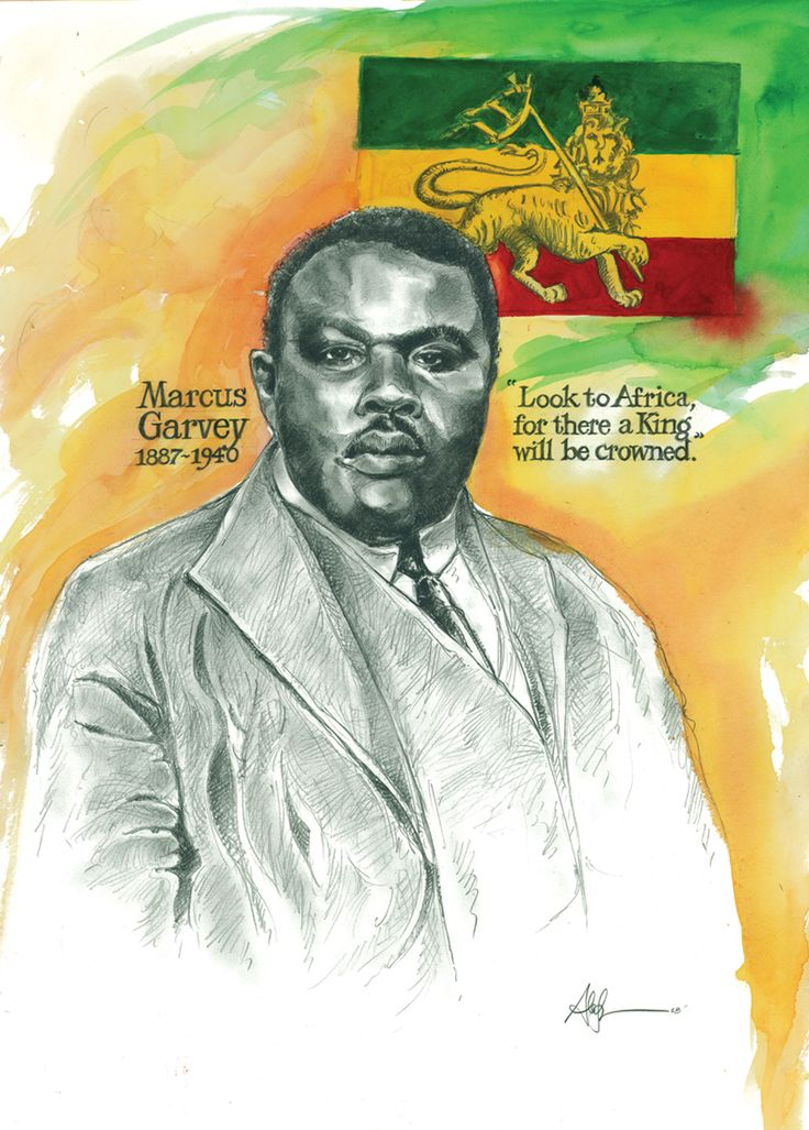 The life and times of marcus mosiah garvey