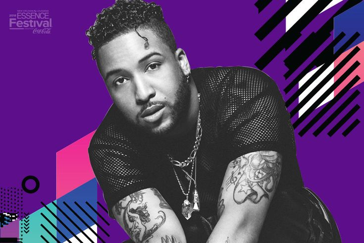 Ro James | A look at the artists performing at the 2018 ESSENCE Festival.
