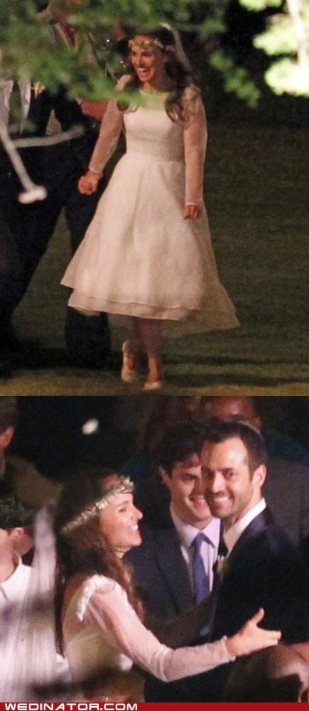 Natalie Portman's wedding dress. | ♥♥♥ The Queen of Hearts ...