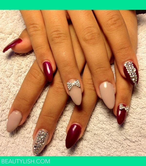 bling nails pictures | New Bling Nails  | Irene Z.'s Photo | Beautylish