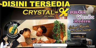 CRYSTAL X CENTRE: CRYSTAL X
