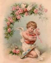 Afbeeldingsresultaat voor vintage valentijnskaarten