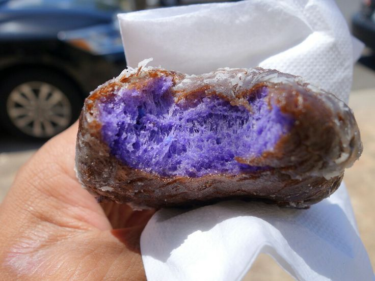 Introduced by Portuguese workers, the malasada doughnut is a local obsession. Kamehameha Bakery's taro-root version is tops. Warning: they open at 2am and often sell out. -- Bon Appetit