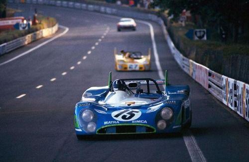 Matra Le Mans 1972