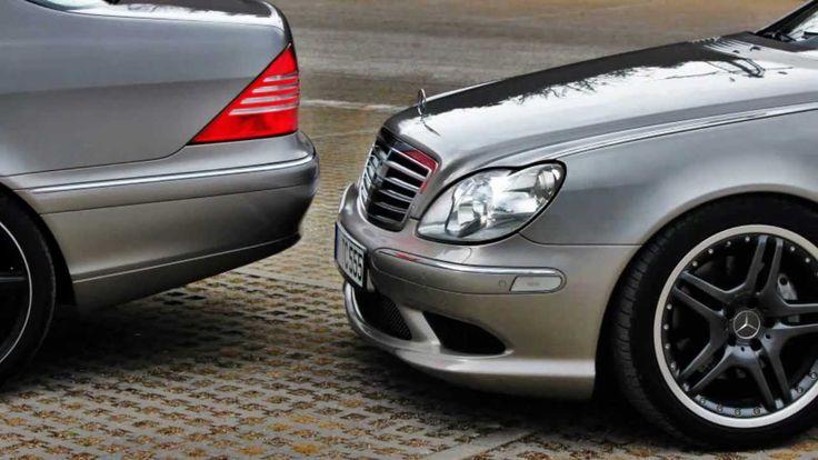 Mercedes /// AMG S55 VS S65 S CLASS