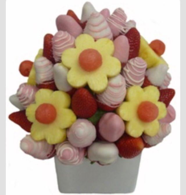 52 best edible arrangements images on Pinterest   Edible bouquets ...