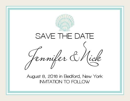 Online save the date invites