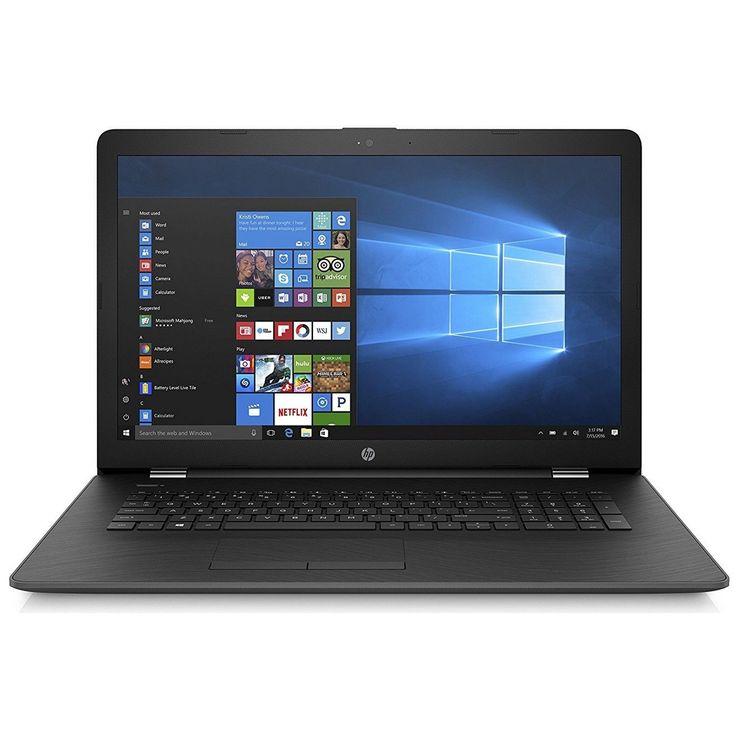 Hewlett Packard 17-ak010nr 17 AMD A9-9420 4GB RAM 500GB HDD Laptop  1KV44UA#AB