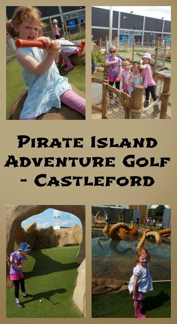 Pirates island mini golf coupons