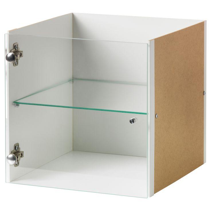 Wardrobe Pax White Glasses Glass Doors And Doors