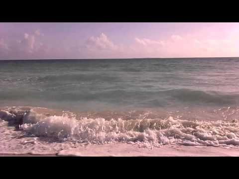 """Waves at Varadero Cuba 2013, musical track """"Daydream"""". #Cuba #Varadero"""