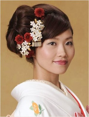 7 best Traditional Japanese Bridal Hair images on ...