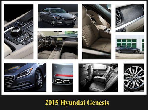 2015 Hyundai Genesis Visit http://www.hyundaigreenvalley.com/