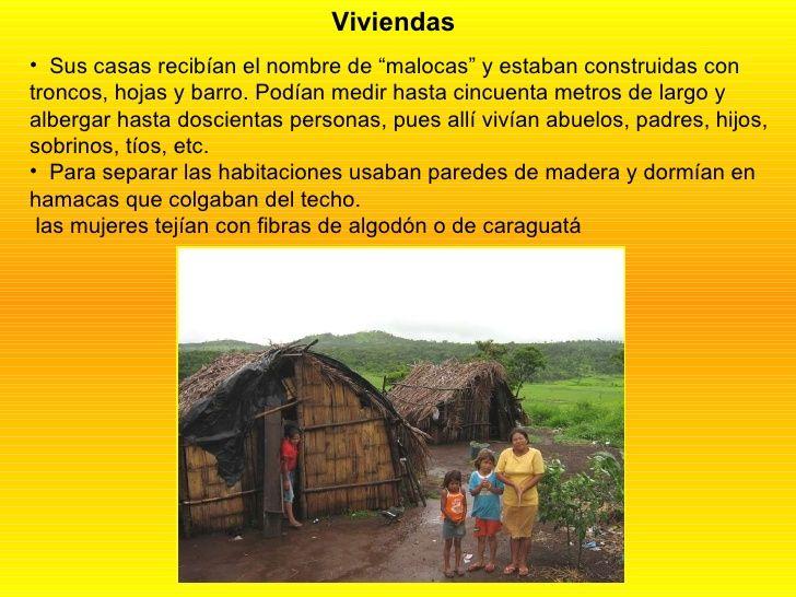 Guaranies Paredes De Madera De Madera Pueblo