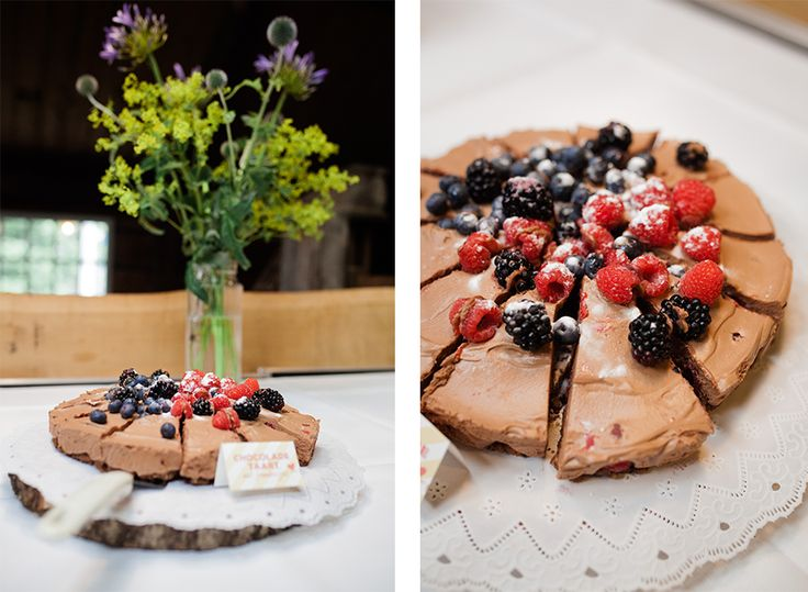Zelfgemaakte taart, chocoladetaart, bruiloft, molen de ster, utrecht, niels jessy