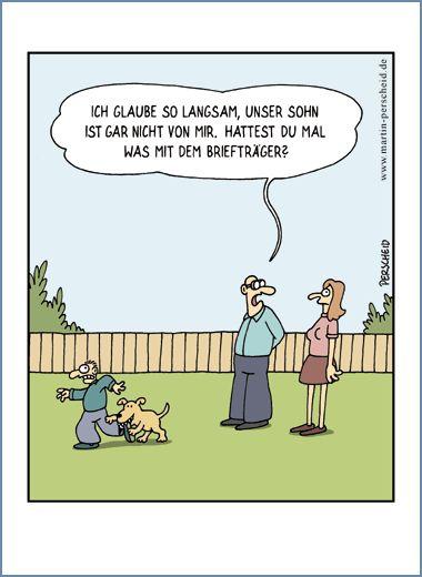 Pin von Knoblich auf Cartoon Perscheid Lustig humor