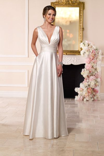 96 best top 50 ruby red bridesmaid dresses images on for Stella york convertible wedding dress
